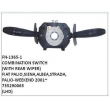 735290065, COMBINATION SWITCH, FN-1365-1 for FIAT PALIO,SIENA,ALBEA,STRADA,PALIO-WEEKEND 2001~ (WITH REAR WIPER)