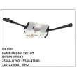 25560-J1700, 25560-47N00, 1451218080, COMBINATION SWITCH, FN-1583 for NISSAN JUNIOR