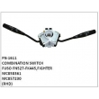 MC858361,MC857230,COMBINATION SWITCH,FN-1611 for FUSO FN527-FK445,FIGHTER