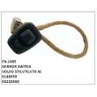 9148959, 03220500, MIRROR SWITCH, FN-1085 for VOLVO S70,V70,V70 XC