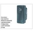 7700817333, LIGHT ORANGE, FOG SWITCH, FN-1316-2 for RENAULT MAGANE, LAGUNA, SCENIC