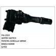 84652-02400, WIPER SWITCH, FN-1533 for TOYOTA COROLLA VERSO