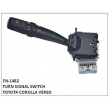 TURN SIGNAL SWITCH, FN-1482 for TOYOTA COROLLA VERSO