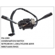 MB571630,COMBINATION SWITCH,FN-1599 for MITSUBISHI L-200,CYCLONE-4D55
