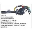 26100986, 26083628, 26047331, 26054728, 26068360, 28083630, 26097022, D6229A TURN SIGNAL SWITCH FN-1120 for	 CHEVROLET PICK~UP 95~02, GM LIGHT TRUCKS... 95~99