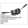 UA01-66-120A,BA30-66-120C,COMBINATION SWITCH,FN-1634 for MAZDA B-1600,323/626/929,FORD LASER 1.5GL,TELSTAR 1.8/2.0 GL TX-5