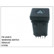 WARNING SWITCH, FN-1320-5 for RENAULT
