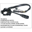 1245401145, COMBINATION SWITCH, FN-1029-4 for CABRIOLET 300; COUPE (C124); E-CLASS SALOON; ESTATE; KOMBI ESTATE; SALOON(W124); E-CLASS CONVERTIBLE; COUPE