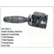 7700798484, 7700798484, 7701047618, TURN SIGNAL SWITCH, FN-1302-1 for RENAULT SAFRANE
