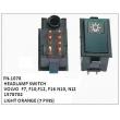 1578702, LIGHT ORANGE, HEADLAMP SWITCH, FN-1078 for VOLVO  F7, F10,F12, F16 N10, N12