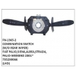 735290066, COMBINATION SWITCH, FN-1365-2 for FIAT PALIO,SIENA,ALBEA,STRADA,PALIO-WEEKEND 2001~ (W/O REAR WIPER)