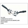 84310-35830, COMBINATION SWITCH, FN-1538 for TOYOTA HIACE (LH114L-BRMRS) 1999