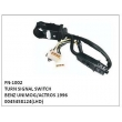 0045458124, TURN SIGNAL SWITCH, FN-1002 for BENZ UNIMOG/ACTROS 1996