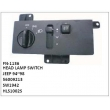 56009213, SW1942 , HLS1002S, HEAD LAMP SWITCH, FN-1136 for JEEP 94~98