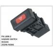 25290-F4004,HAZARD SWITCH,FN-1488-2 for NISSAN