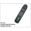 POWER WINDOW SWITCH, FN-1276 for PEUGEOT 307/407