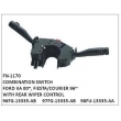 96FG-13335-AB, 97FG-13335-AB, 98FU-13335-AA COMBINATION SWITCH, FN-1170 for FORD KA 00~, FIESTA/COURIER 96~