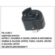 0914852, 914852, 90389377, IGNITION SWITCH, FN-1138-2 for ASTRA F, CALOBRA A COUPE, CORSA B HATCHBACK, OMEGA B SALOON, ESTATE, TIGRA, COUPE, VECTRA A SALOON, HATCH