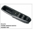 POWER WINDOW SWITCH, FN-1271 for PEUGEOT 504