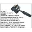 510034002001, 7700803537 , 6001030184, TURN SIGNAL SWITCH, FN-1293 for RENAULT, 19 I (B/C53_) 1988/01~1992/12, 19 I CHAMADE (L53_) 1988/01~1992/12, 19 II (B/C53_) 1991/01~1995/12, 19 II BOX (S53_) 1992/03~1995/12, CLIO I (B/C57_,5/357_) 1990/05~1998/09, E
