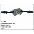 54034602A12B9, COMBINATION SWITCH, FN-1593 for NISSAN MICRA