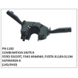 5479535D5-E COMBINATION SWITCH, FN-1182 for FORD ESCORT, FINIS 6944949, FIESTA 01189-01194