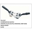 84310-35630, COMBINATION SWITCH, FN-1537 for TOYOTA HILUX (LN170L-CRMDXW) 1998~2004