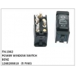 1268208010, POWER WINDOW SWITCH, FN-1042 for BENZ