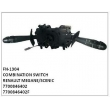 7700846402, 7700846402F, COMBINATION SWITCH, FN-1304 for RENAULT, MEGANE/SCENIC