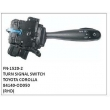 84140-OD050, TURN SIGNAL SWITCH, FN-1520-2 for TOYOTA COROLLA
