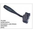 MR329665,WIPER SWITCH,FN-1604 for MITSUBISHI L-200 STRADA