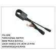 0035458324, TURN SIGNAL SWITCH, FN-1006 for BENZ TRUCK BUS 911