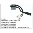 0055457424, TURN SIGNAL SWITCH, FN-1016 for BENZ 207
