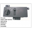 56009215,SW1944,HLS1006S,HEAD LAMP SWITCH, FN-1141 for JEEP 94~98