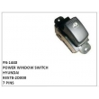 93578-2D000,POWER WINDOW SWITCH,FN-1440 for HYUNDAI