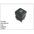 986934,FOG SWITCH, FN-1383 for FIAT