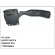 7700826604, WIPER SWITCH, FN-1309 for RENAULT R19