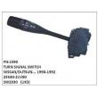 25540-21V00,SW2830,TURN SIGNAL SWITCH,FN-1590 for NISSAN/DUTSUN... 1990-1992