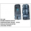 15151360, SW4610, POWER WINDOW SWITCH, FN-1148 for CHEVROLET/GMC TRUCKS... 95~03 CADILLAC ESCALADE 99~00