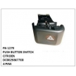 PUSH BUTTON SWITCH, FN-1279 for CITROEN