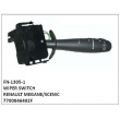 7700846402F, WIPER SWITCH, FN-1305-1 for RENAULT MEGANE/SCENIC