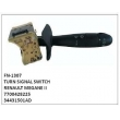 7700428225, 34431501AD, TURN SIGNAL SWITCH, FN-1307 for RENAULT MEGANE II