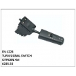 6235.55, TURN SIGNAL SWITCH, FN-1228 for CITROEN XM