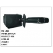 6239.69, 251264, WIPER SWITCH, FN-1231 for PEUGEOT 405