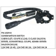 1245401045;1245450624;1245450424, COMBINATION SWITCH, FN-1029-8 for CABRIOLET; COUPE (C124); E-CLASS SALOON; ESTATE, CONVERTIBLE; COUPE, KOMBI ESTATE: SALOON (W124)