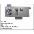 88924361, C1560, 56009212, SW1941, HLS1004S, HEAD LAMP SWITCH, FN-1135 for JEEP 94~98