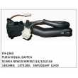 1402448, 1373189, SWF202647, TURN SIGNAL SWITCH, FN-1063 for SCANIA NEW/4 SERIES/114/124/144