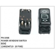 1248204710, POWER WINDOW SWITCH, FN-1044 for BENZ