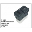 96000586XX, PUSH BUTTON SWITCH, FN-1263 for PEUGEOT 405