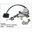 0014622030, IGNITION SWITCH ASSEMBLY, FN-3003 for BENZ